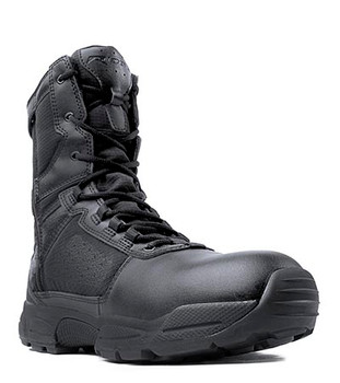 "Ridge Outdoors 5008 Men's Momentum 8"" Black Boots"