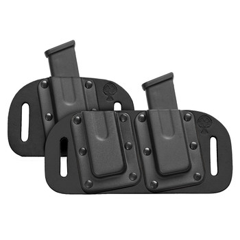 CrossBreed OWB Mag Carrier Holsters