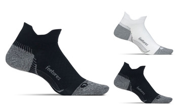 Feetures PF Relief Ultra Light No Show Tab Socks