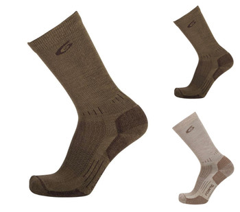 Point 6 37.5 Tactical Liberty Light Crew Socks
