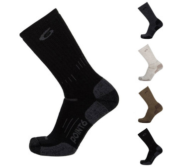 Point 6 37.5 Tactical Defender Medium Mid-Calf Socks