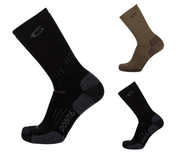 Point 6 37.5 Tactical Operator Heavy Mid-Calf Socks