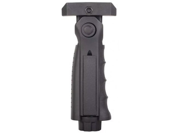 Mako Defense GMG 5-Position Folding Vertical Forend Grip AR-15 Polymer Black