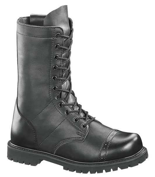 Bates E02184 Paratrooper Side Zip Boots Free Shipping