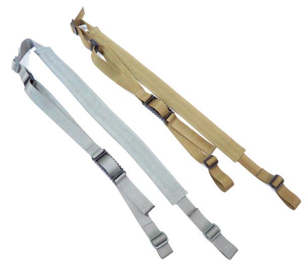 KZ Quick Adjust Sling Wide Shoulder Strap & Pull Tab