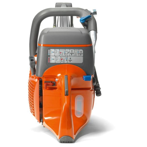 Husqvarna K760 Power Cutter w/FR3 Wet/Dry Diamond Blade
