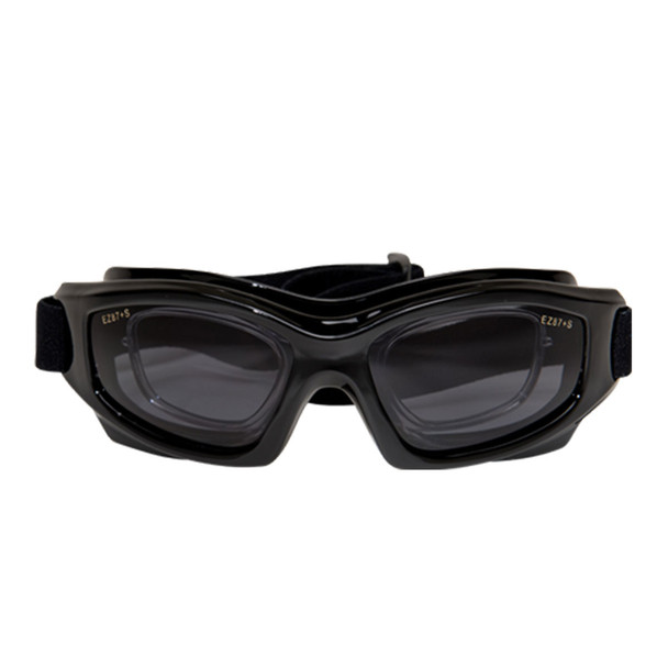 Edge HS116 Speke Low Profile Ballistic Safety Goggles w/Rx Insert