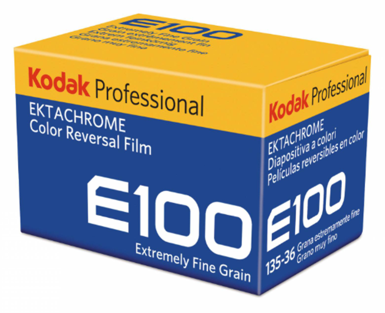 Kodak Ektachrome E100 35mm film (ships on 23 Oct, with free upgrade to  Express Post!)