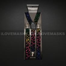 Suspenders - Color Note / Black