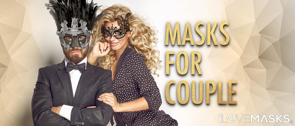 COUPLE MASKS