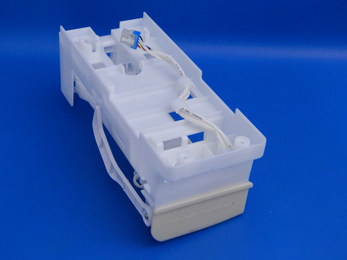Samsung 3 Door Bottom Mount Refrigerator RF28HFEDTSR Freezer Ice Maker DA97-07603B