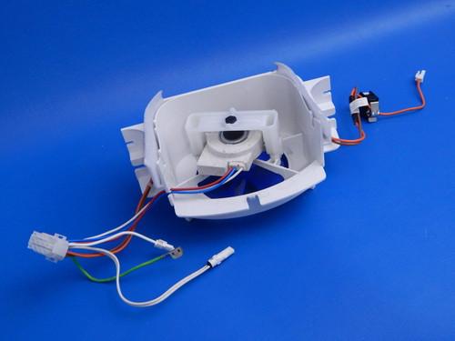Amana Bottom Mount Refrigerator AFI2538AES4 Evaporator Fan W10162809