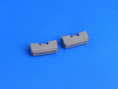 Whirlpool 3 Door Refrigerator WRF993FIFM00 Door Bumpers W10407188
