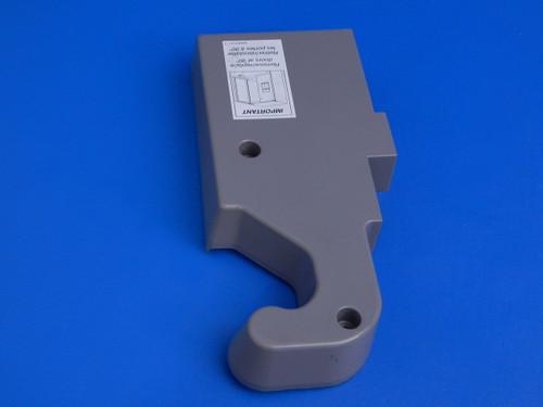 Whirlpool 3 Door Refrigerator WRF993FIFM00 Left Hinge Cover W10709739