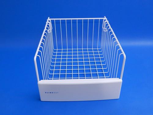 GE Profile Side By Side Refrigerator PSHS6RGXCD Freezer Wire Basket WR21X10060 WR12X10536