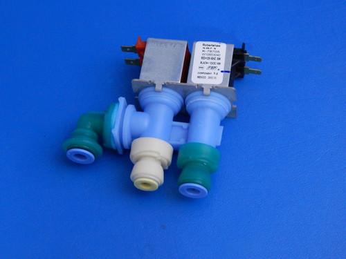Whirlpool 3 Door Refrigerator WRF993FIFM00 Dual Water Inlet Valve W10853040