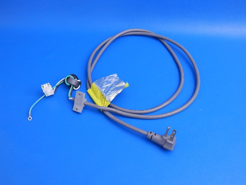 LG Bottom Freezer Refrigerator LFXS24623S Wall Plug Power Cord EAD61445245