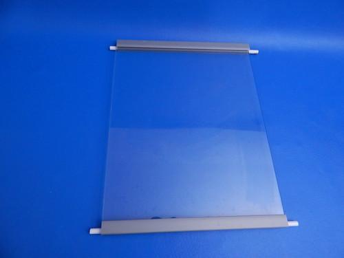 Whirlpool Side By Side Refrigerator WRS325SDHW01 Freezer Glass Shelf 15 1/2 x 12