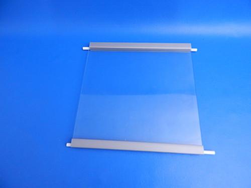 Whirlpool Side By Side Refrigerator WRS325SDHW01 Freezer Glass Shelf 12 x 12