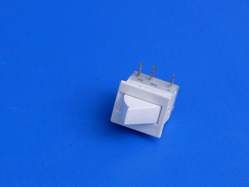 Whirlpool Side/Side Refrigerator WRS325SDHW01 Freezer Door Light Switch 1115373