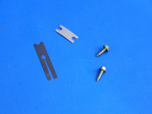 KitchenAid Side By Side Refrigerator KSBS25INSS02 Dispenser Lever Retaining Clips