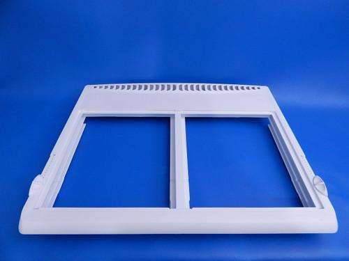 Frigidaire Top Mount Refrigerator FFHT1614QB0 Crisper Cover Frame 5304497604