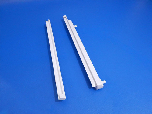 Frigidaire SxSide Refrigerator FRS26HF7BB0 Freezer Upper Shelf Rails 240395602