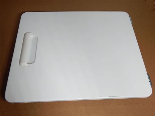 GE Top Load Dryer DBSR463EG2WW Door Seal & Handle Hinges WE10M102