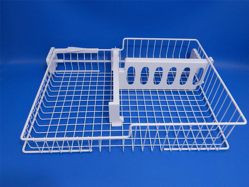Whirlpool Bottom Mount Refrigerator GB2FHDXWQ05 Upper Freezer Drawer W10348238