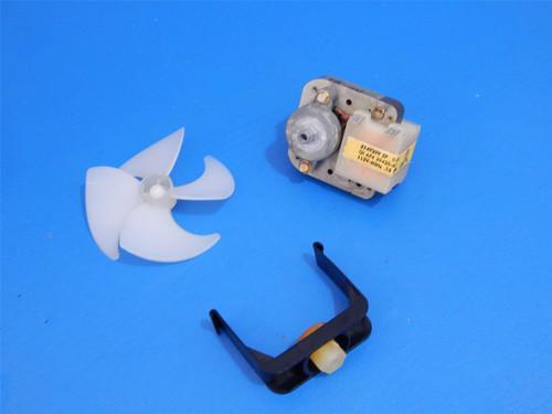 Whirlpool Gold Side By Side Refrigerator GD5SHGXKT02 Evaporator Fan 2149299