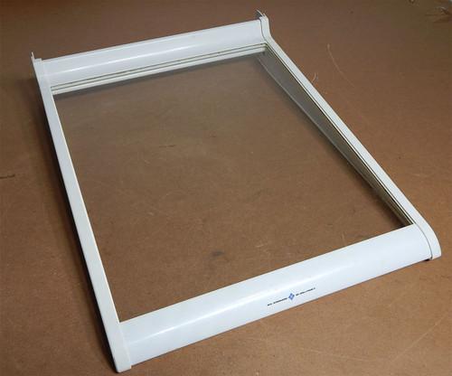 AMANA Bottom-Mount Refrigerator BX22S5W-P1196708WW Glass Shelf 10480717