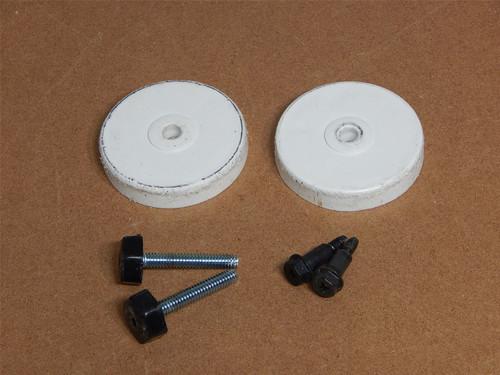 Whirlpool Dishwasher DU945PWPQ0 Leveling Legs & Wheels 3374849 302819