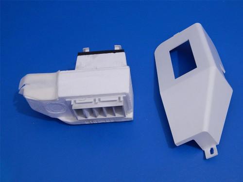 Whirlpool SxSide Refrigerator ED5FHGXKB02 Air Damper & Cover WPW10151374 2209753