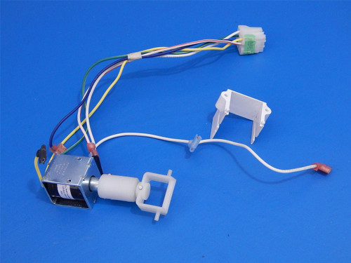 Whirlpool Side By Side Refrigerator ED5GVEXVD03 Ice Dispenser Solenoid 2152713