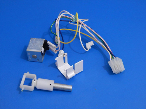Whirlpool Side By Side Refrigerator ED5JHEXTB00 Ice Dispenser Solenoid 2152713