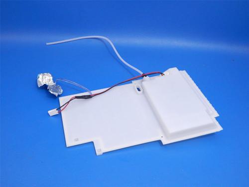 Whirlpool 3 Door Refrigerator WRF989SDAM02 Ice Maker Cover & Fill Tube W10554299