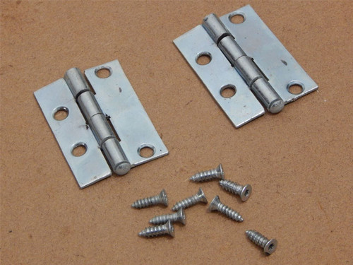 Maytag Performa Dryer PYE3300AYW Door Hinges & Screws 53-1492