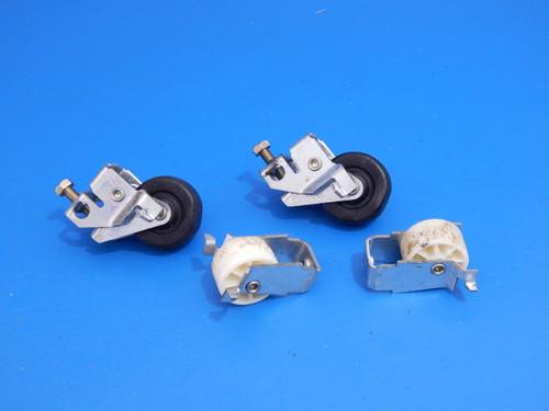 Whirlpool Side/Side Refrigerator ED5GVEXVD03 Roller Wheels 2174748 W10250570