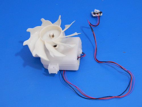 LG Bottom Freezer Refrigerator LFXS24623S/00 Freezer Evaporator Fan ABA74030401