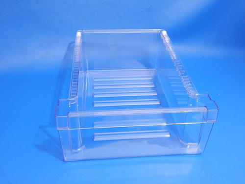 GE Bottom Mount Refrigerator GNE25JGKCF Vegetable Crisper Pan WR71X25307
