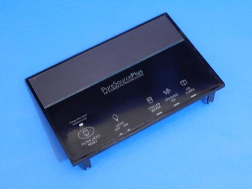 Frigidaire SxSide Refrigerator FRS26ZTHB3 Dispenser Cover 218906203 218903732