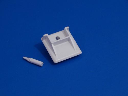 Frigidaire Side By Side Refrigerator FRS26ZTHB3 Crisper Drawer Support 530328897
