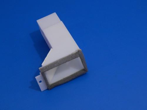 Frigidaire Side By Side Refrigerator FRS26ZTHB3 Air Damper 215011505