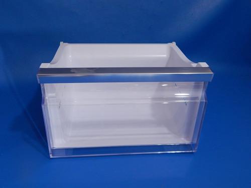Samsung 4 Door Refrigerator RF22K9581SG Freezer Lower Drawer DA97-15356C