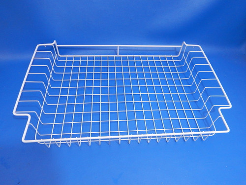 GE Bottom Mount Refrigerator PFSS5NJWA Upper Freezer Basket WR21X10144