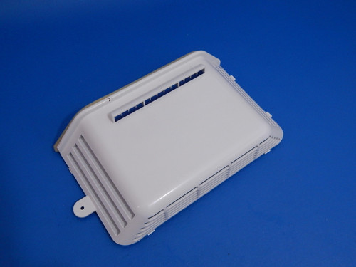 GE Bottom Mount Refrigerator PFSS5NJWA Evaporator Fan Cover WR17X12254