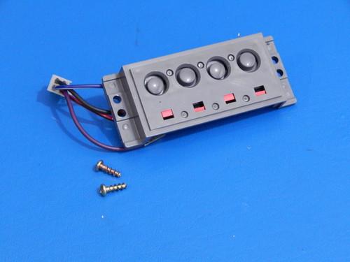 Frigidaire Side By Side Refrigerator FRS6LR5EB2 Dispenser Switch 241679101