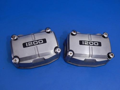 1987 Honda Goldwing GL1200 Cylinder Head Valve Covers 12328-MG9-000 12311-MG9-00