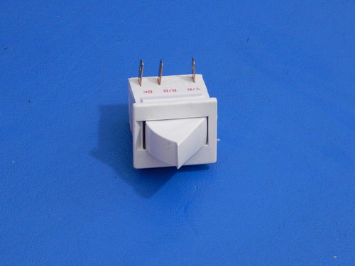 Frigidaire SxSide Refrigerator FRS23KF5CW3 Freezer Door Light Switch 215486600