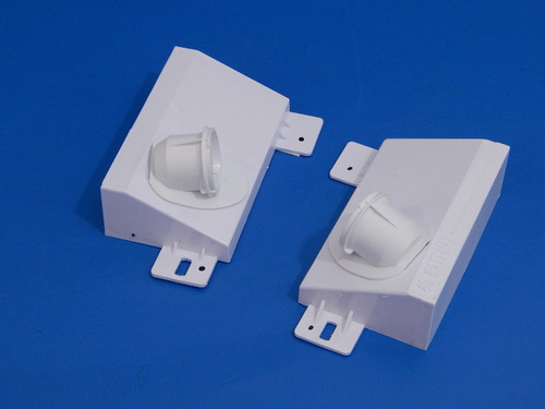 GE Cafe Side By Side Refrigerator CSCP5UGXCFSS Crisper Light Sockets WR02X12283